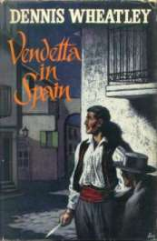 1961 wrapper for Vendetta In Spain