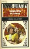 1966 cover for Vendetta In Spain