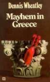 (1972 cover for Mayhem In Greece)