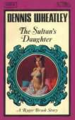 (1965 cover for The Sultan's Daughter)