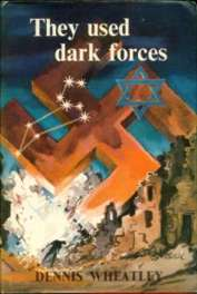 (1966 Book Club wrapper for They Used Dark Forces)