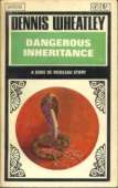 (1967 cover for Dangerous Inheritance)