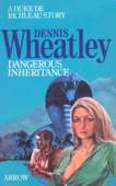 (1975 cover for Dangerous Inheritance)