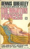 1968 cover for The Wanton Princess