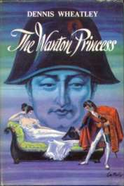 c.1966/67 Book Club wrapper for The Wanton Princess
