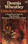 1969 cover for Unholy Crusade