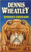 1979 cover for Unholy Crusade