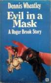 (1971 cover for Evil In A Mask)