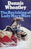 (1975 Lymington wrapper for The Ravishing Of Lady Mary Ware)