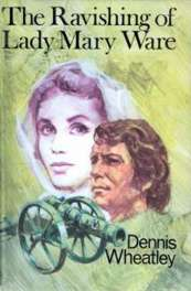 (1972 Book Club wrapper for The Ravishing Of Lady Mary Ware)
