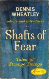 (1964 cover for Shafts Of Fear)