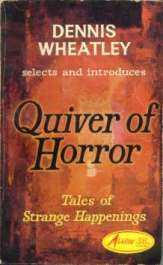 (1964 cover for Quiver Of Horror)