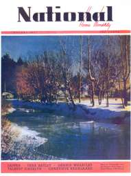 (National Home Monthly January 1941 cover image)