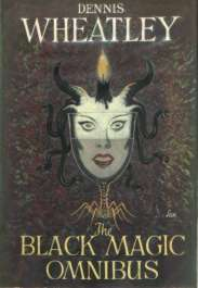 (1st edition wrapper for The Black Magic Omnibus)