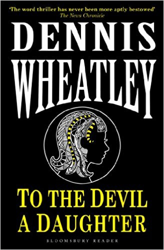 2007 cover for To The Devil—A Daughter