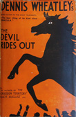 (49th reprint cover for The Devil Rides Out)