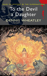 Book Cover - To The Devil a Daughter