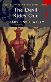 Book Cover - The Devil Rides Out