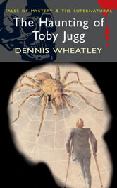 Book Cover - The Haunting of Toby Jugg
