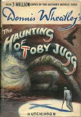 (1949 reprint cover for The Haunting Of Toby Jugg)